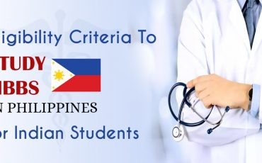 eligibility criteria to study MBBS in philippines